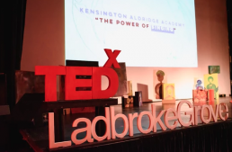 TedxLadbroke Grove Stage